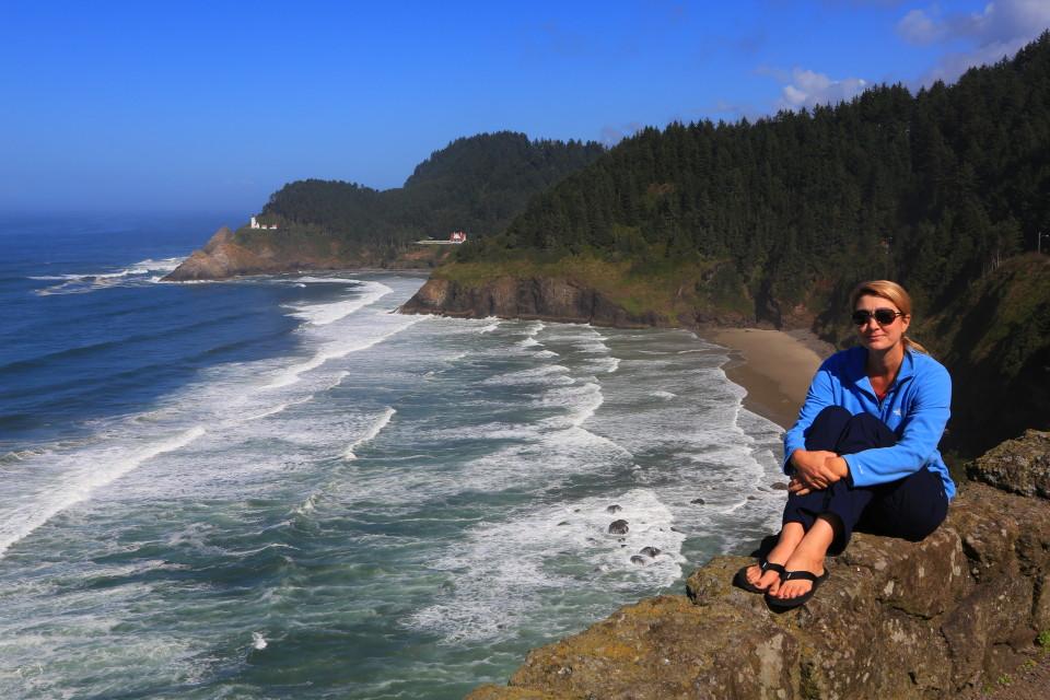 More coast....