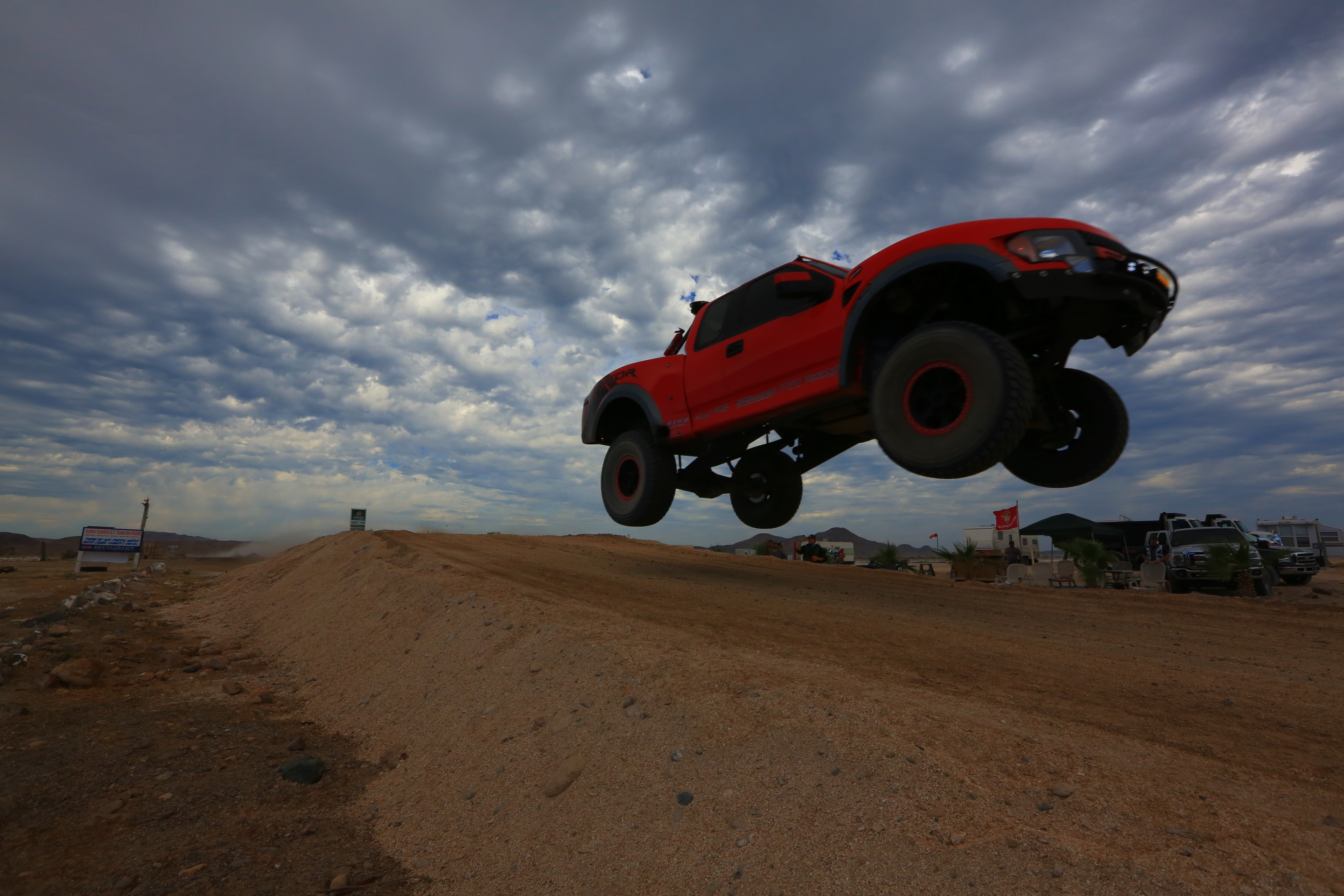 The Baja 1 000 Song Of The Road