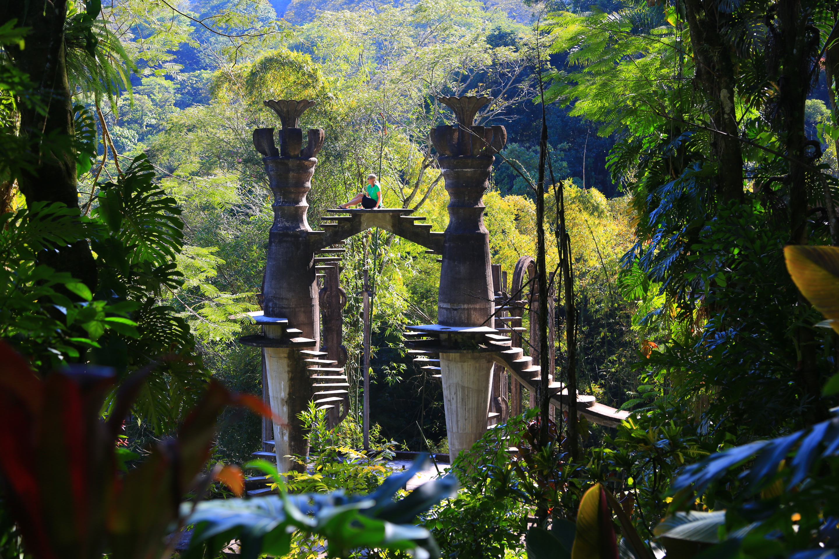 Xilitla The Surreal World Of Las Pozas Song Of The Road