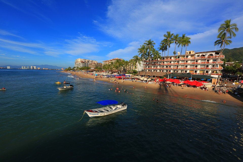Puerto Vallarta is a bustling city full of tourism -- but it's somehow been able to keep it's charm.