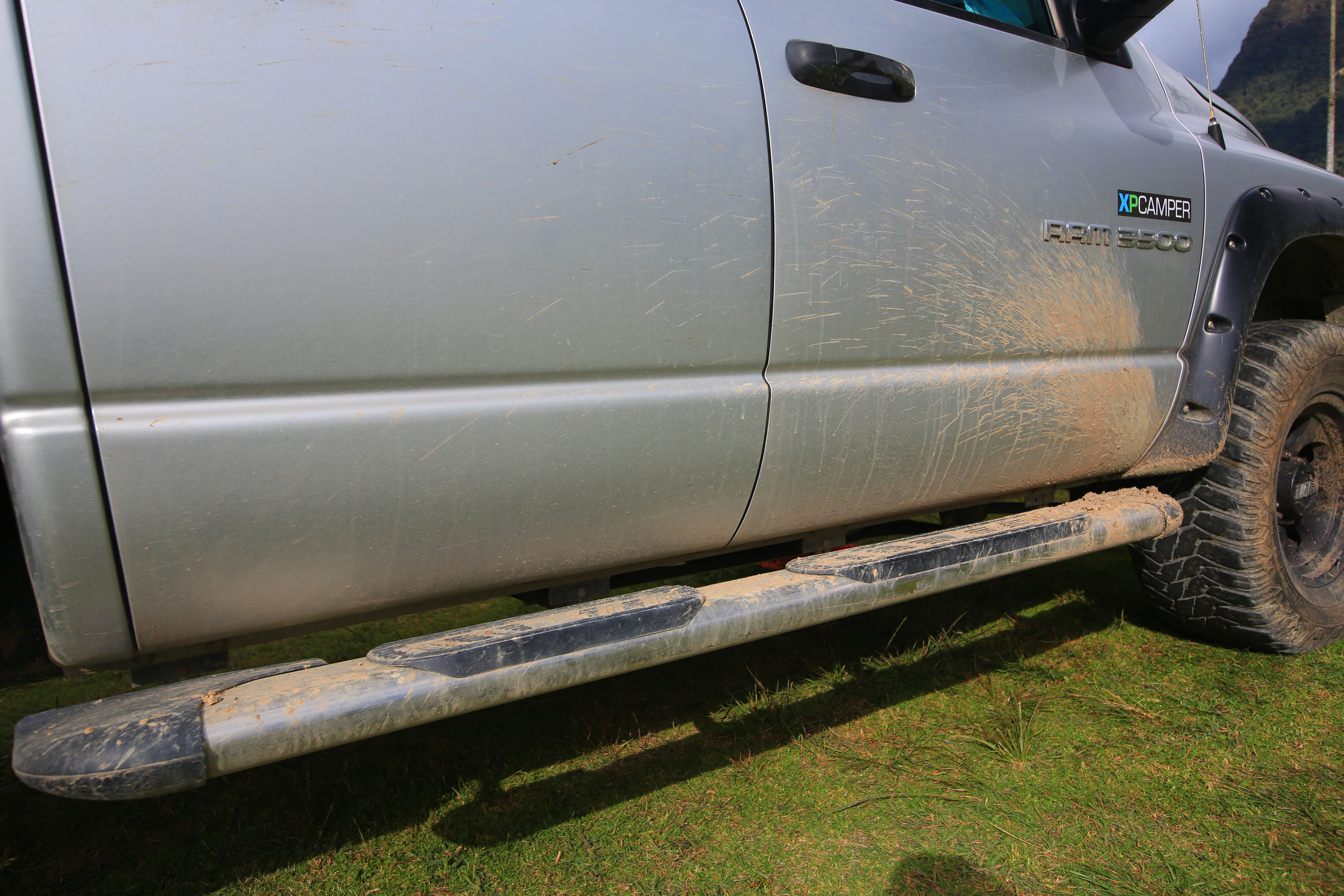 Side Step Rails & Picking a Truck for our XPCamper - Song of the Road
