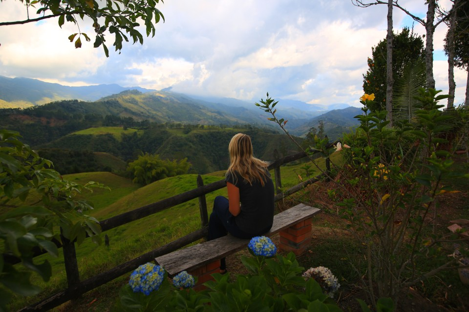 Colombia is one of my favorite places I have ever been. It was so gorgeous.