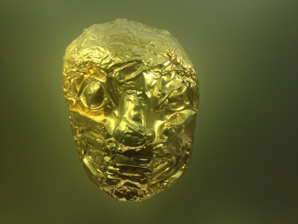 The gold museum has 34,000 pieces of gold from the pre-hispanic cultures. Not much is left of the indigenous people who created these amazing pieces, they did not do well during the conquest.