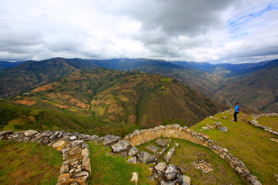 Occupied from 600AD, Kuelap was once the strongest fortress city in Peru. Finally taken by the Incas in the 15th century.