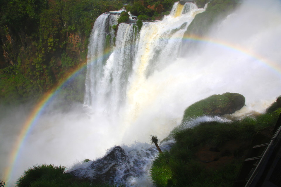 The Last Adventure: Iguazu Falls